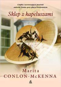 Okładka książki Sklep z kapeluszami