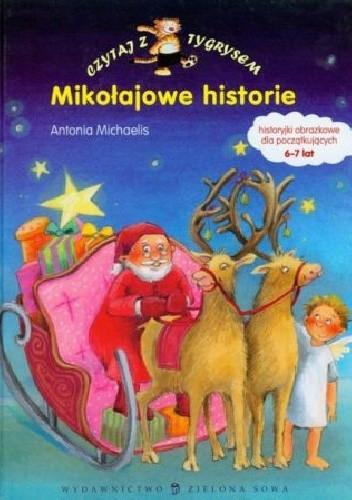 Okładka książki Mikołajowe historie