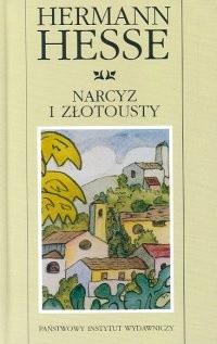 Okładka książki Narcyz i złotousty
