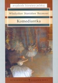 Okładka książki Komediantka