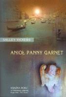 Okładka książki Anioł panny Garnet