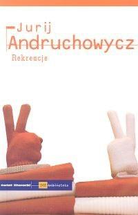 Okładka książki Rekreacje