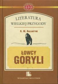 Okładka książki Łowcy goryli