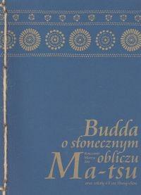 Okładka książki Budda o słonecznym obliczu