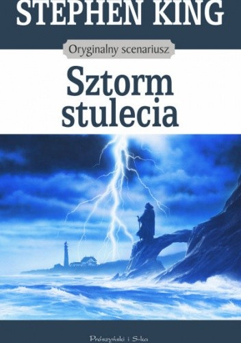 Okładka książki Sztorm stulecia