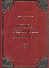 Okładka książki Kubuś Fatalista i jego pan /z opracowaniem
