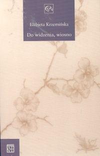 Okładka książki Do widzenia wiosno