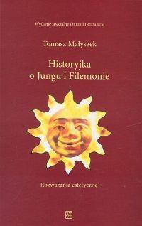 Okładka książki Historyjka o Jungu i Filemonie