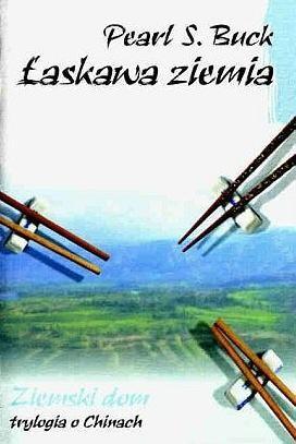 Okładka książki Łaskawa ziemia