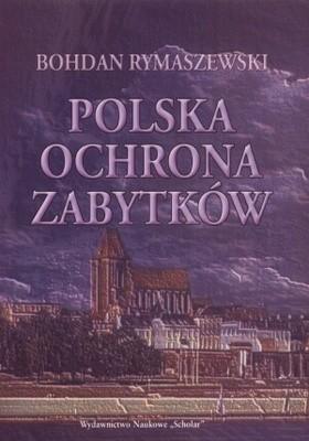 Okładka książki Polska ochrona zabytków