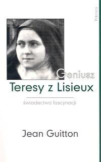 Okładka książki Geniusz Teresy z Lisieux