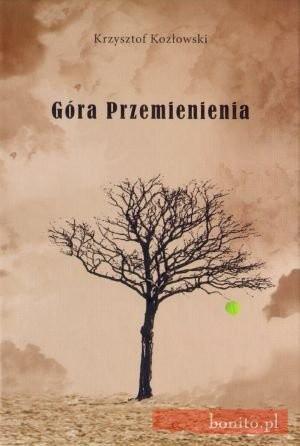 Okładka książki Góra Przemienienia