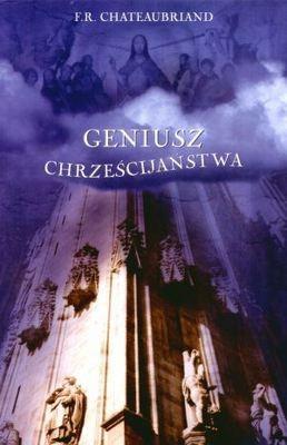 Okładka książki Geniusz chrześcijaństwa