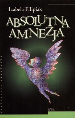 Okładka książki Absolutna amnezja