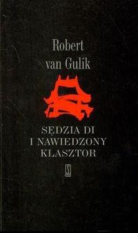 Okładka książki Sędzia Di i nawiedzony klasztor