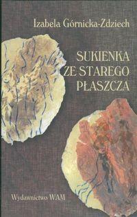 Okładka książki Sukienka ze starego płaszcza