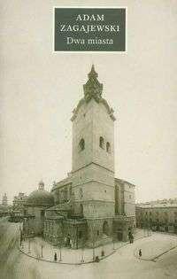 Okładka książki Dwa miasta