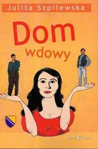 Okładka książki Dom wdowy