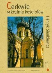 Okładka książki Cerkwie w krainie kościołów