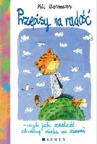 Okładka książki Przepisy na radość