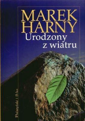 Okładka książki Urodzony z wiatru