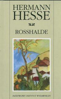 Okładka książki Rosshalde
