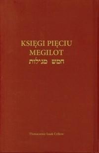 Okładka książki Księgi Pięciu Megilot