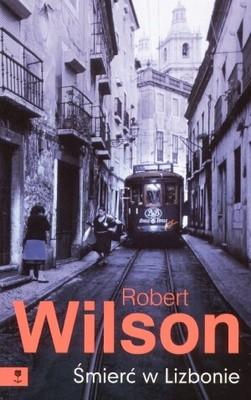Okładka książki Śmierć w Lizbonie