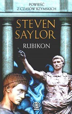 Okładka książki Rubikon