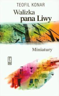 Okładka książki Walizka pana Liwy miniatury