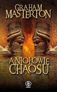 Okładka książki Aniołowie chaosu
