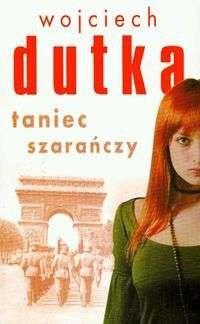 Okładka książki Taniec szarańczy