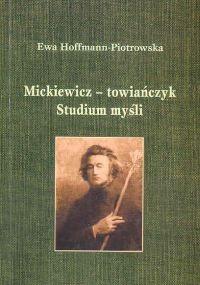 Okładka książki Mickiewicz - towiańczyk