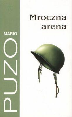 Okładka książki Mroczna arena