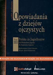 Okładka książki Opowiadania z dziejów ojczystych t. III