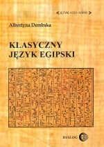 Okładka książki Klasyczny język egipski