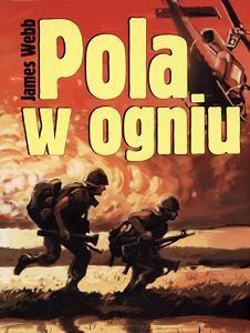 Okładka książki Pola w ogniu