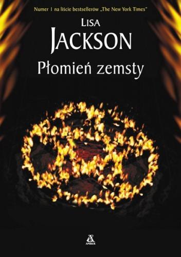Okładka książki Płomień zemsty