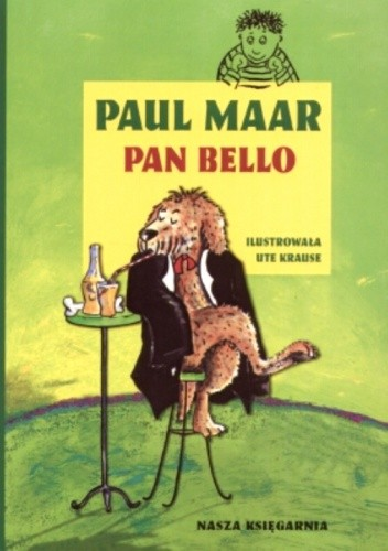 Okładka książki Pan Bello