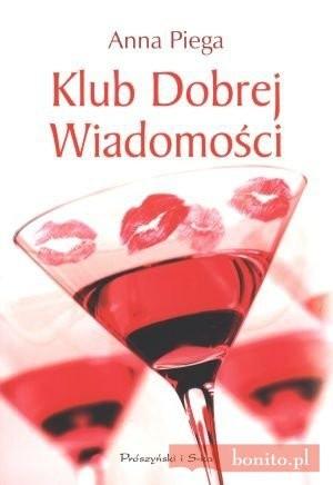 Okładka książki Klub Dobrej Wiadomości