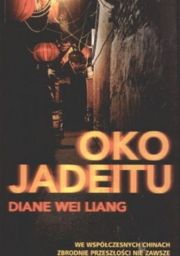 Okładka książki Oko jadeitu
