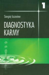 Okładka książki Diagnostyka karmy