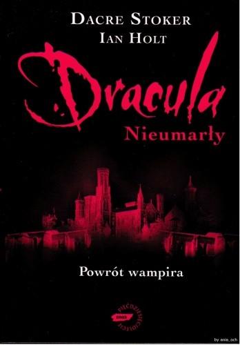 Okładka książki Dracula: Nieumarły