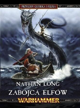 Okładka książki Zabójca elfów
