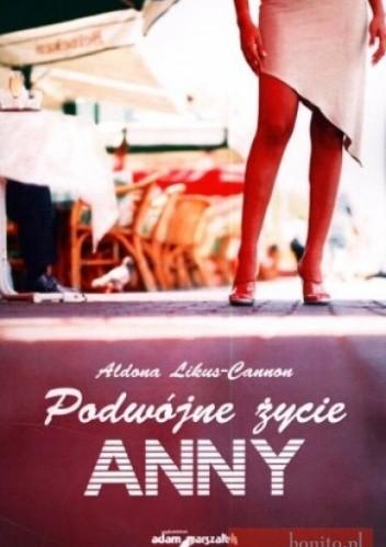 Okładka książki Podwójne życie Anny