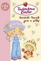 Okładka książki Truskawkowe ciastko