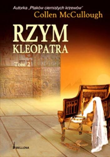 Okładka książki Rzym. Kleopatra t. 2