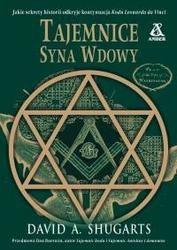 Okładka książki Tajemnice syna wdowy