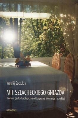 Okładka książki Mit szlacheckiego gniazda