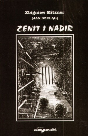 Okładka książki zenit i Nadir